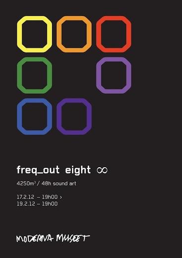 webSYNradio freqout8 CM von Hausswolff  presents FREQ_OUT 8 (Stockholm) Programme  CM von Hausswolff
