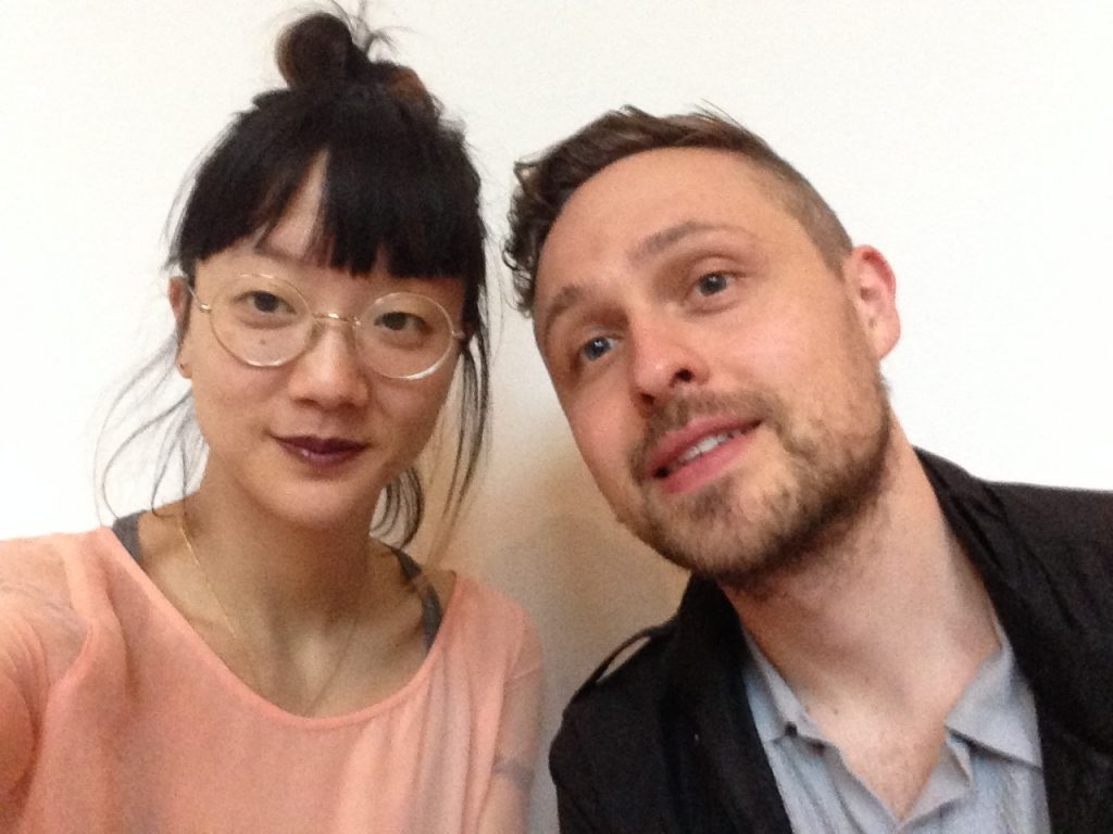 Christine Sun KIM & Thomas Benno MADER websynradio