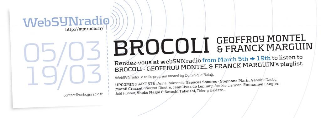 Minizza Brocoli websynradio