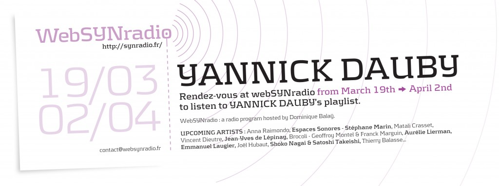 webSYNradio SYN-flyer180-Yannick-Dauby-eng-1024x383 Les territoires sonores de Yannick Dauby Podcast Programme