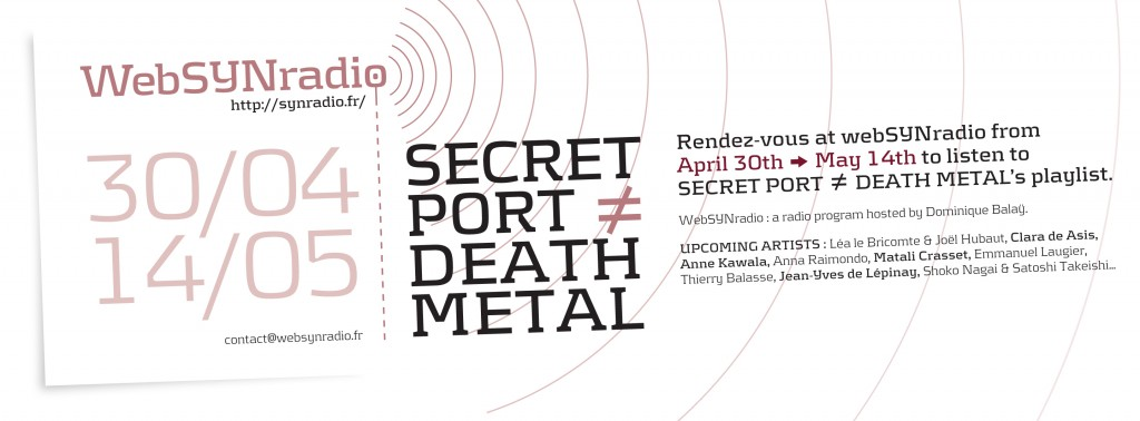 webSYNradio SYN-flyer183-SECRET-PORT-eng-1024x378 Secret Port sur webSYNradio 30 avril  14 mai Programme