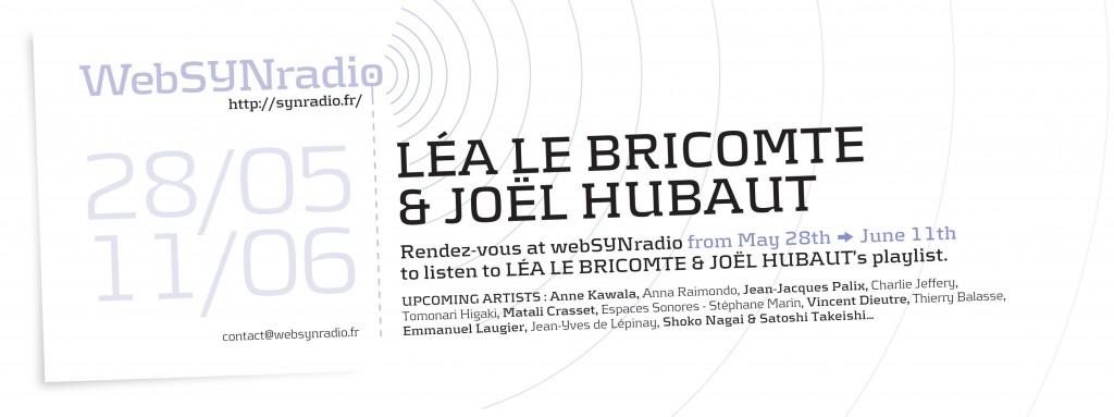 websynradio Léa-le-BRICOMTE-et-Joël-HUBAUT