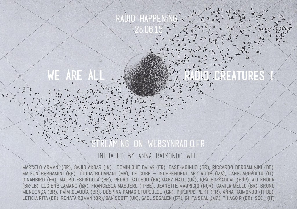 webSYNradio we-are-all-radio-creatures_anna-raimondo-websynradio-1024x720 We are all radio creatures! : evening agenda and list of places