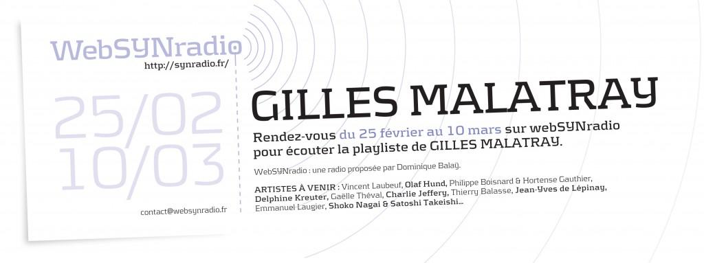 webSYNradio SYN-flyer200-Gilles-Malatray-fra-1024x383 Les chemins de traverse de Gilles Malatray Podcast Programme