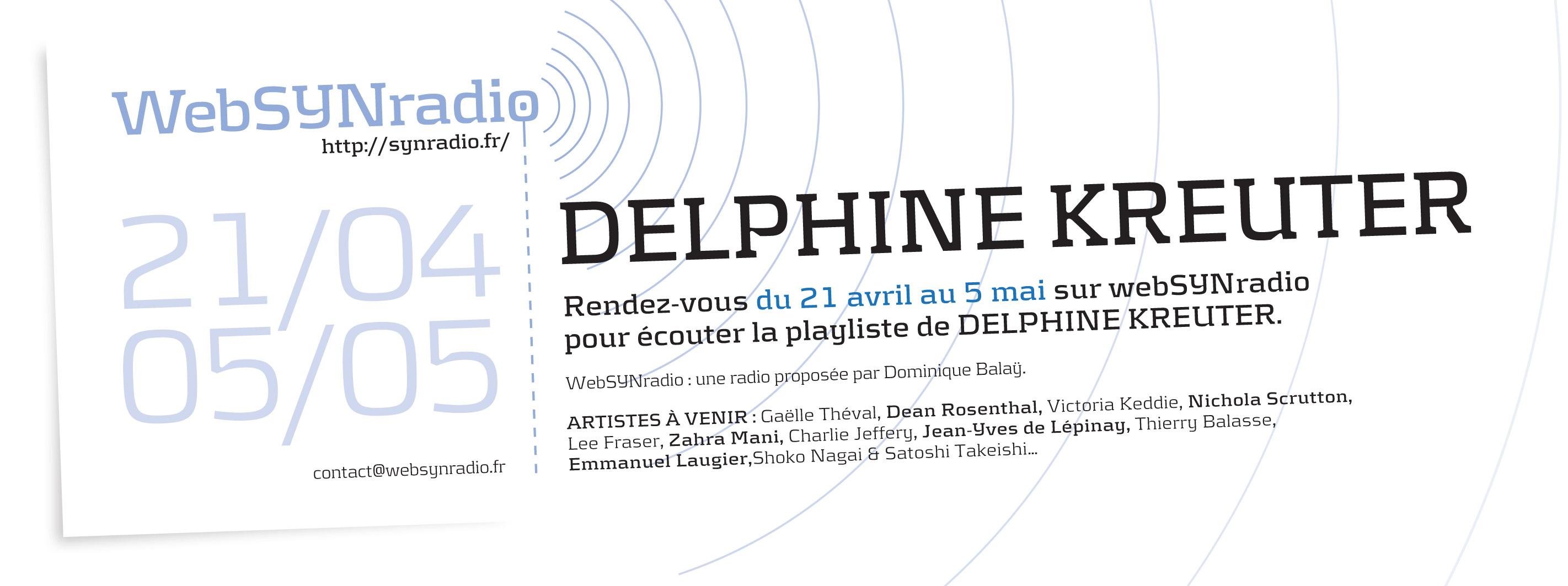 Delphine-Kreuter websynradio
