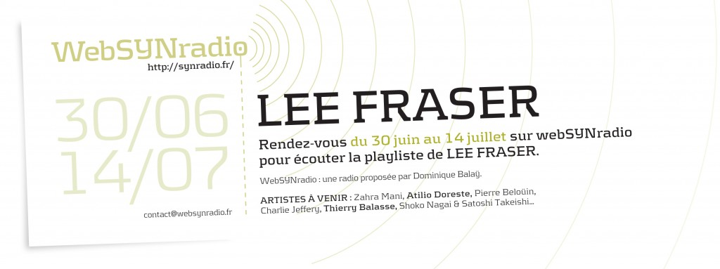 Lee Fraser websynradio