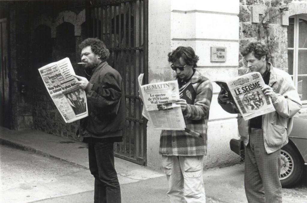 Jean-Jacques Birgé UnDMI par Jean-Jacques Henry 1988