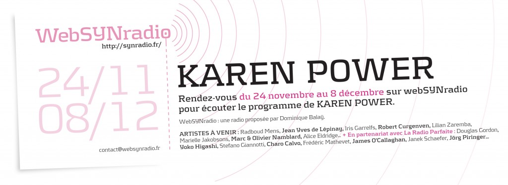 synradio karen power