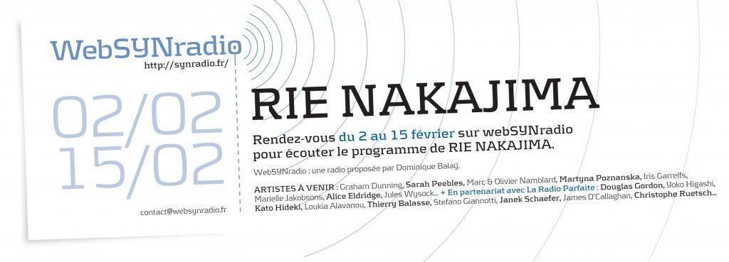 Rie Nakajima websynradio