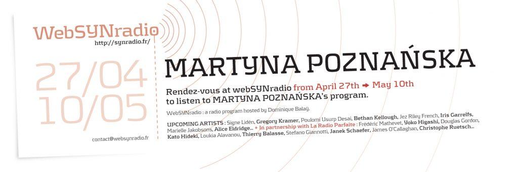 Martyna Poznanska websynradio