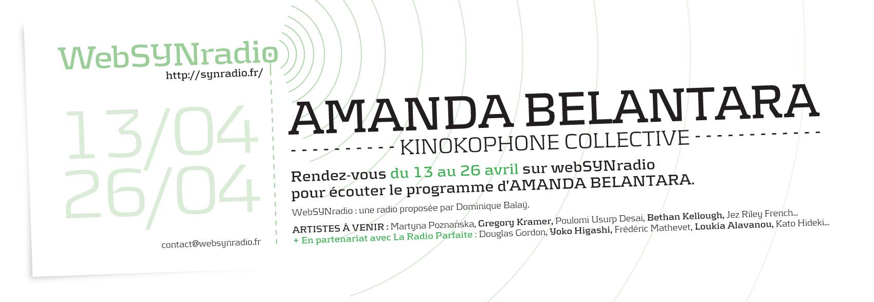 SYNradio--Amanda-Belantara