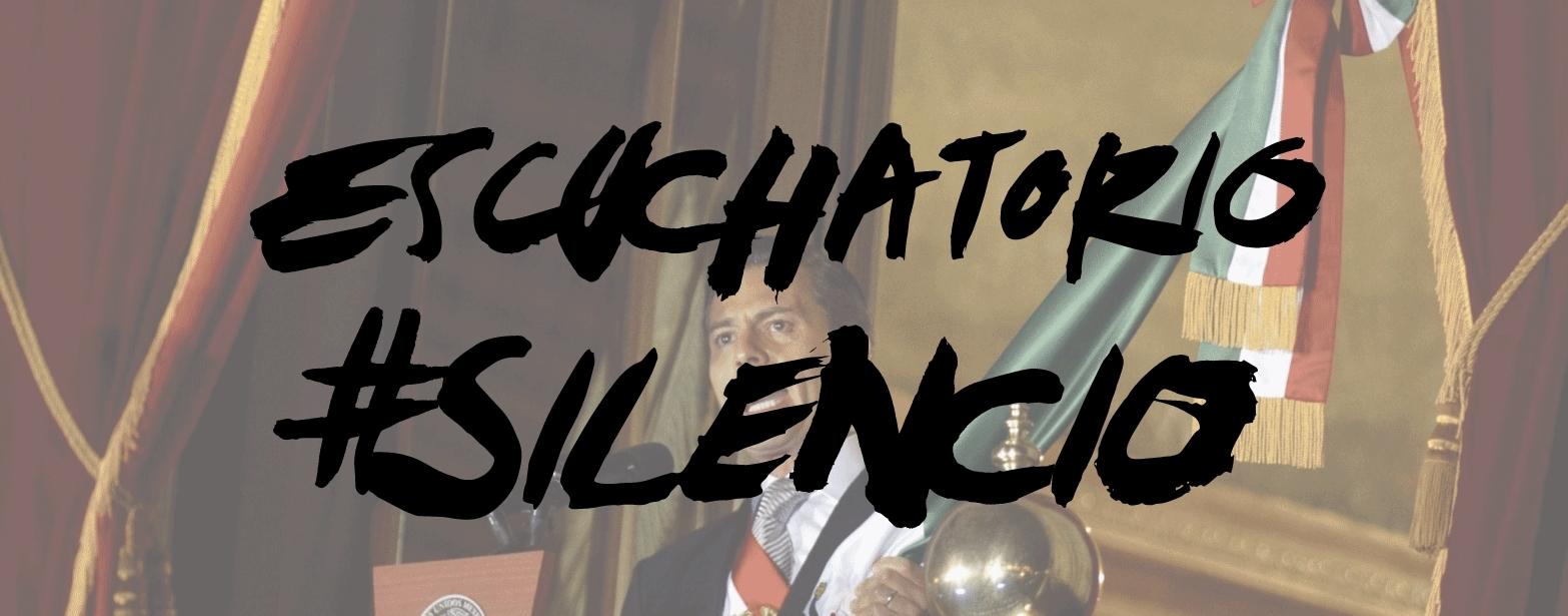 webSYNradio escuchatorio-silencio Escuchatorio # Silencio - 15/16 septembre News