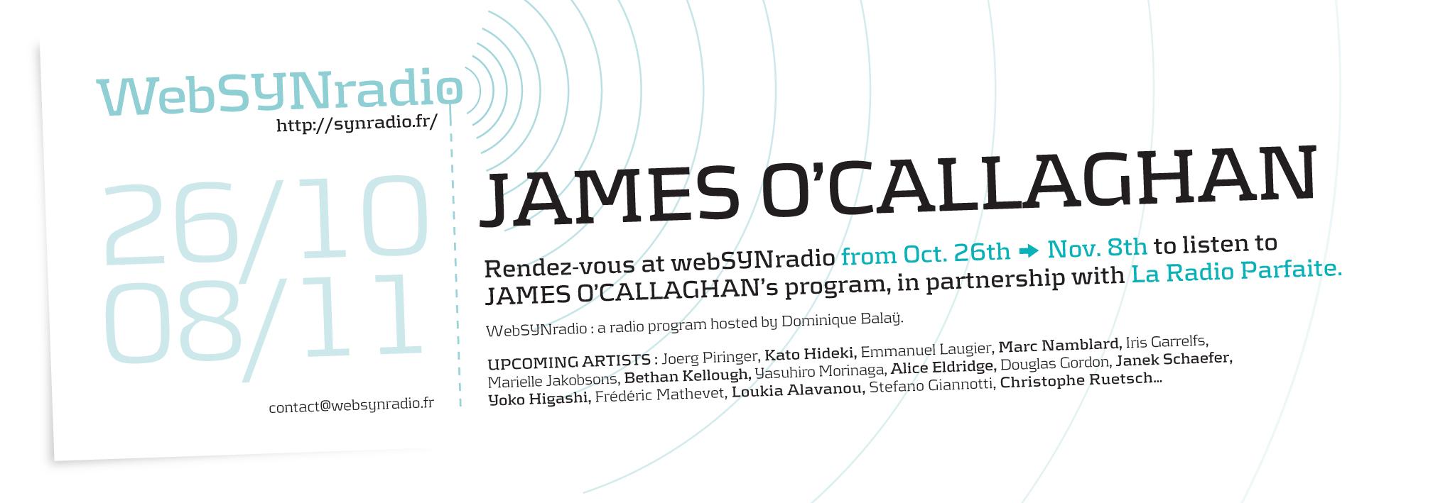 websynradio James-O'Callaghan