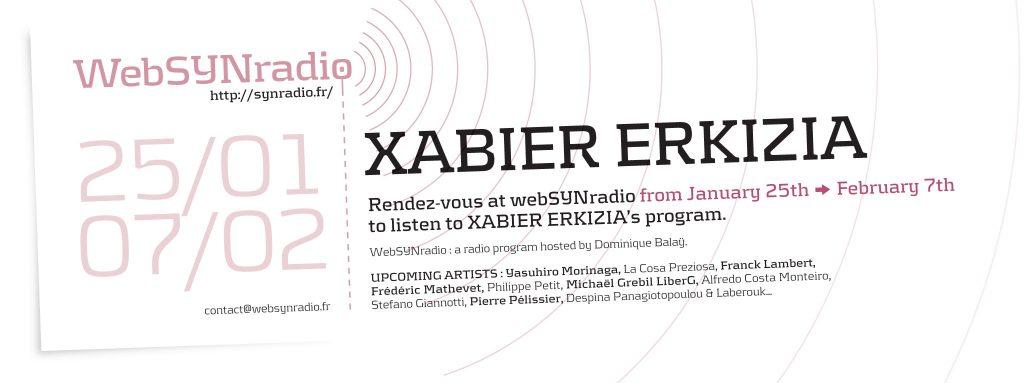 webSYNradio SYN-flyer-238-Xabier-Erkizia-eng-1-1024x383 Xabier Erkizia : sons boisés du Pays Basque Podcast Programme