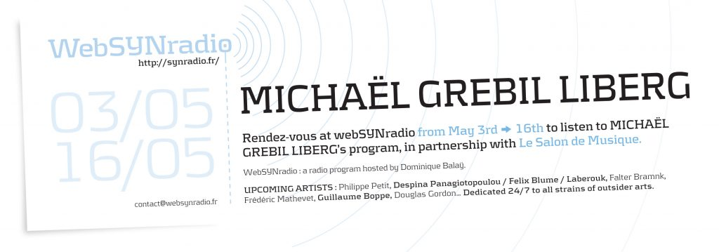 MICHAEL GREBIL LIBERG websynradio