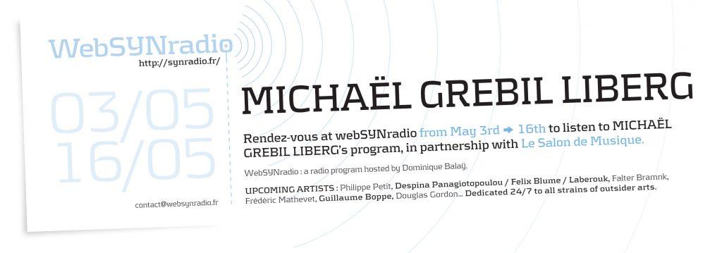 MICHAEL GREBIL LIBERG websynradio
