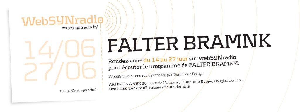 Falter Bramnk websynradio
