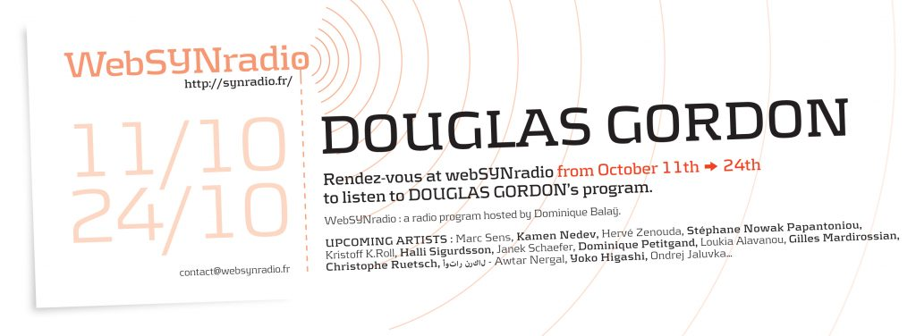 Douglas-Gordon websynradio