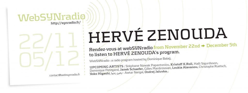 Hervé-Zenouda websynradio