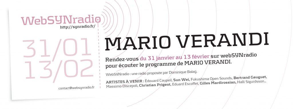 Mario-VERANDI websynradio