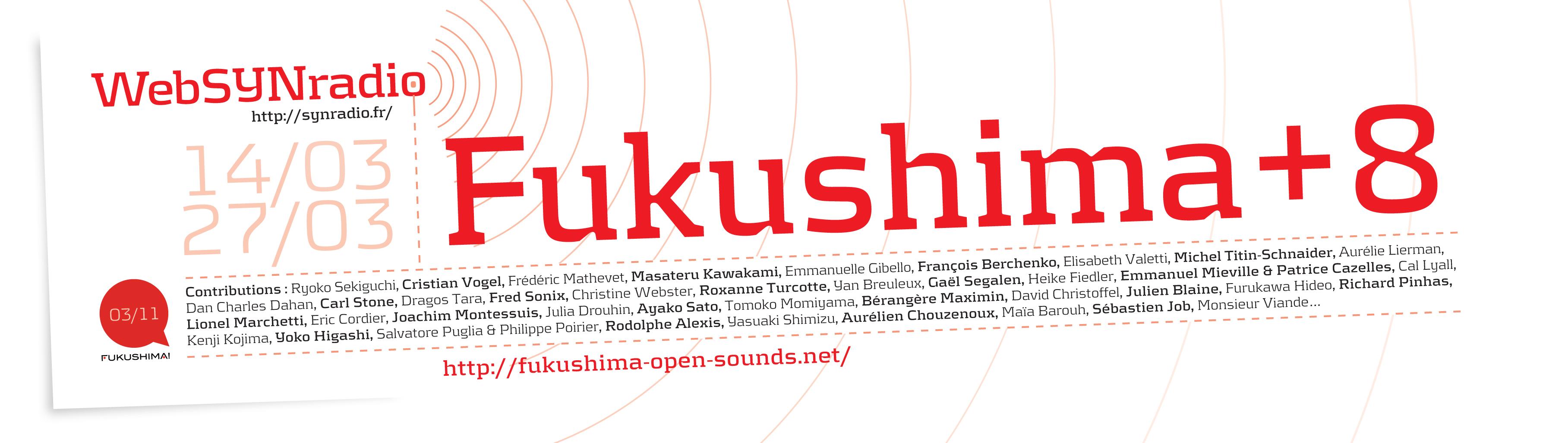 SYNradio-Fukushima