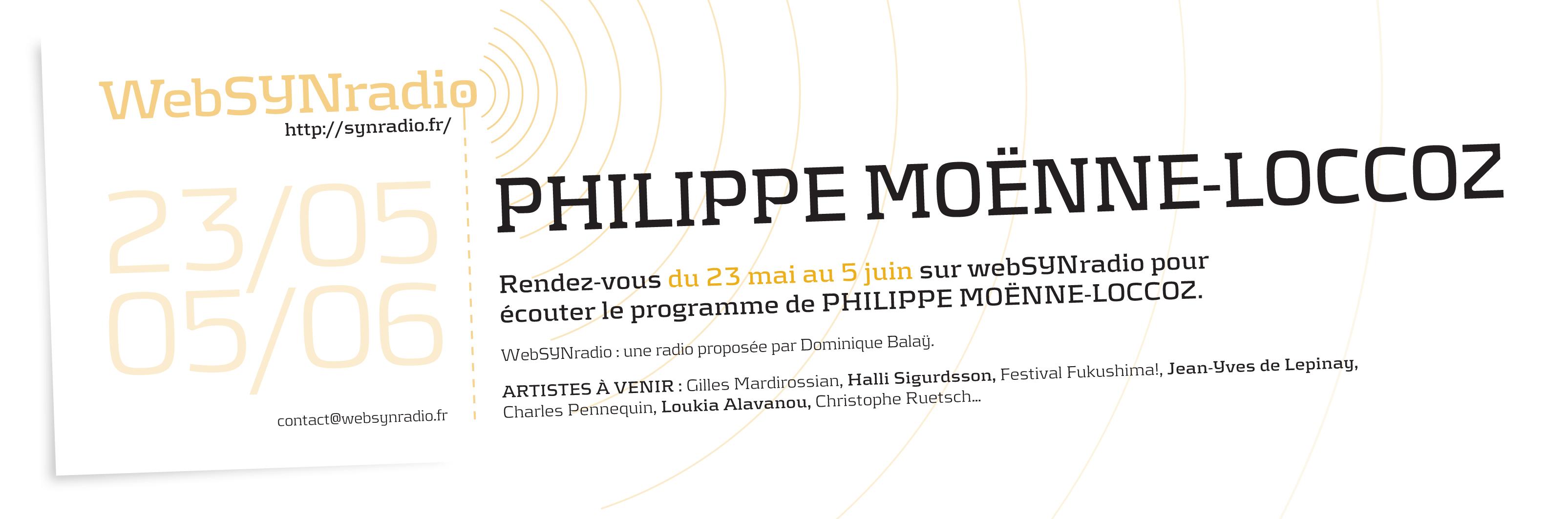 Philippe-Moënne-Loccoz websynradio
