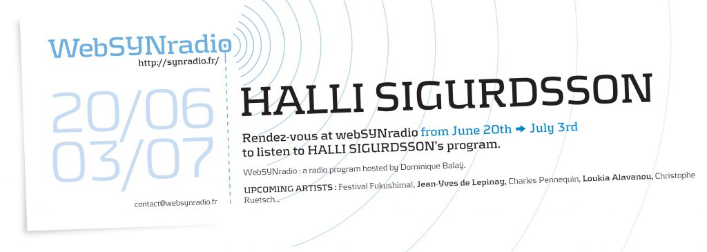 Halli-SIGURDSSON websynradio