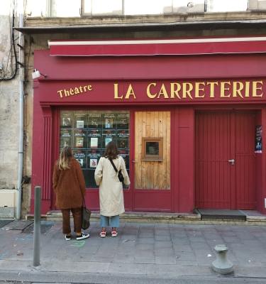 webSYNradio theatre_carreterie Concert Pierre Bastien, Guillaume Séguron, Pascal Deleuze News