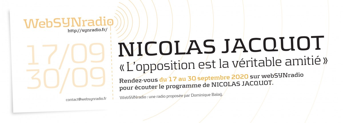 SYNradio-flyer-Nicolas-JACQUOT