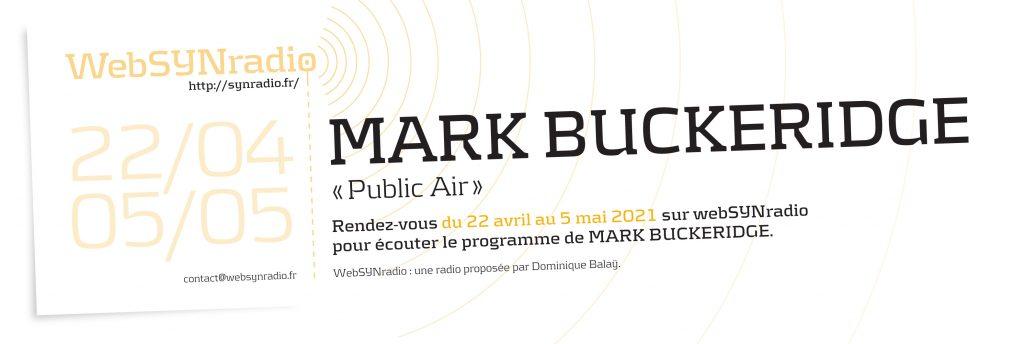 SYNradio Mark-Buckeridge