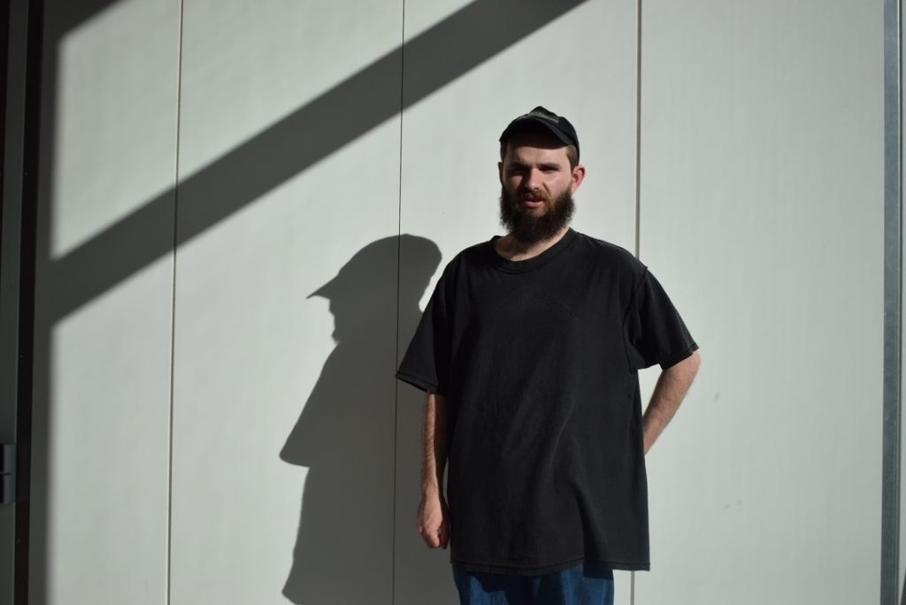 Mark Buckeridge portrait websynradio